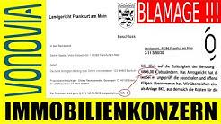 VONOVIA !!! Ohletz Anwalt Blamiert sich vor Landgericht 😂 Streitwert von 137,- € auf 6806,- € ???