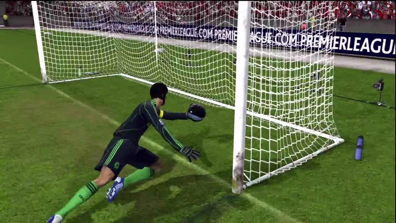 Chelsea win Champions League: Petr Cech saves the day ...  |Petr Cech Chelsea Save