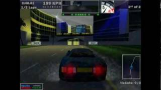 NFS3 - Hot Pursuit - Lister Storm - Aquatica