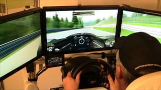 Project CARS Slightly Mad Studios Interview Gamescom 2012