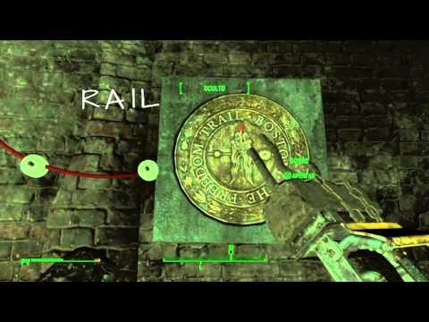 Fallout 4 Freedom Trail Password Senha