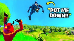 i yeeted him 1000 times.. (fortnite chapter 2)