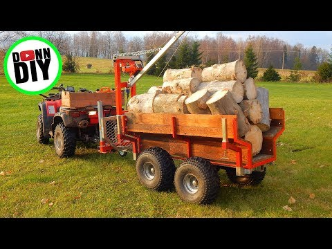 Cutting, Collecting, Hauling & Splitting Firewood