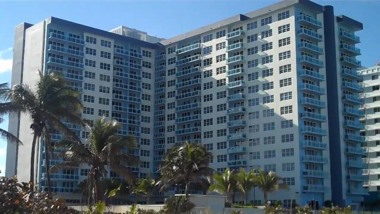 The Collins Condo 6917 Avenue Miami Beach Florida 33