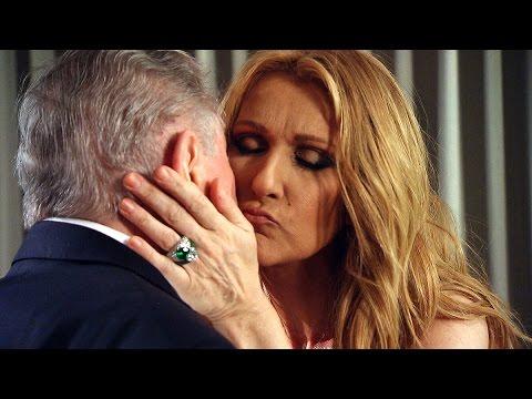 Senior Napoleon Montsion gets his wish to meet Celine Dion