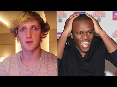 Logan Paul Vs KSI (Aussie Reacts)
