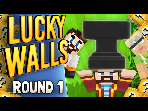 Minecraft - Lucky Walls - Crushed (Round 1)