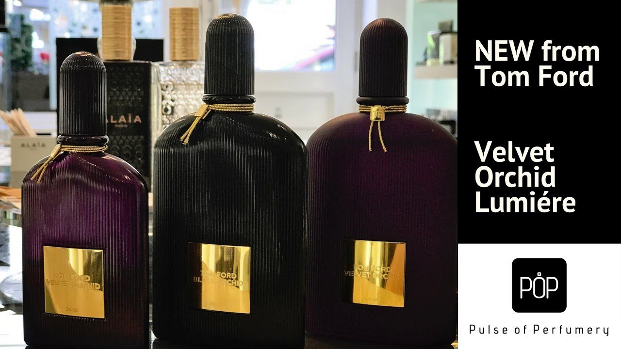 Ford Orchid From Fragrance LumiéreNew Youtube Tom ReviewVelvet Yb76yfg
