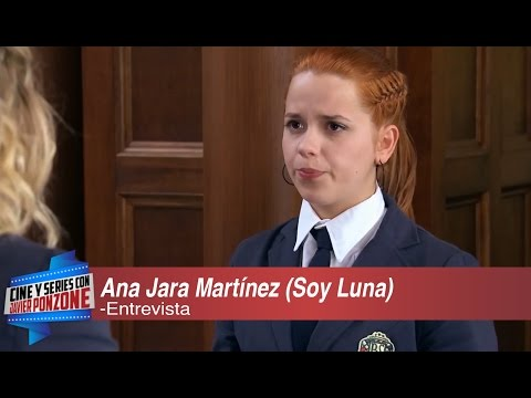 Entrevista a Ana Jara Martinez – Soy Luna
