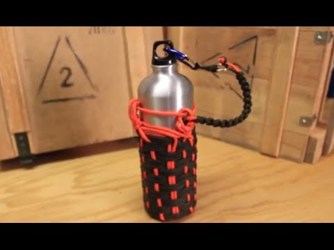 paracord-can-koozie