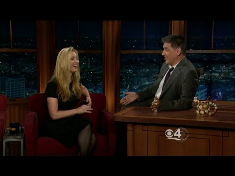 Late Late Show with Craig Ferguson 2/9/2012 Lisa Kudrow, Weird Al Yankovic