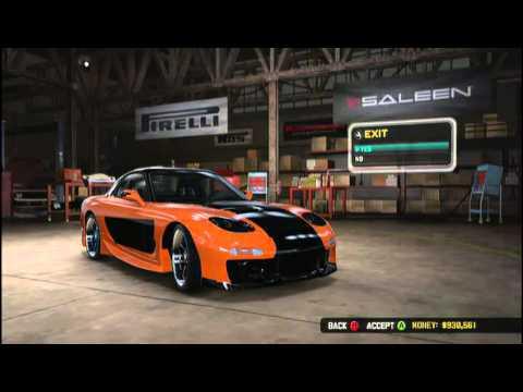 Mazda 6 Los Angeles >> Midnight Club LA: Han's RX-7 - YouTube