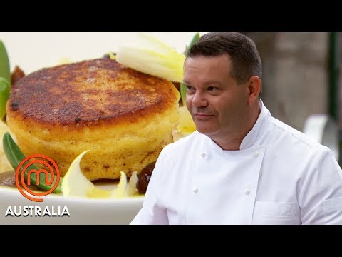Chef Gary Mehigan's Cheese Soufflé Masterclass | MasterChef Australia | MasterChef World