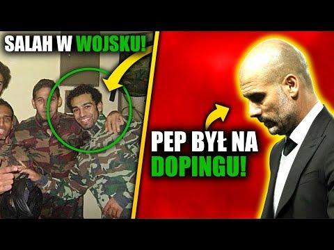 Salah dostał powołanie do WOJSKA! Pep Guardiola na DOPINGU! PIŁKARSKIE CIEKAWOSTKI #2