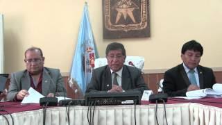 RECTOR UNC: MINEDU DEJA PARALIZADA A UNIVERSIDAD NACIONAL DE CAJAMARCA