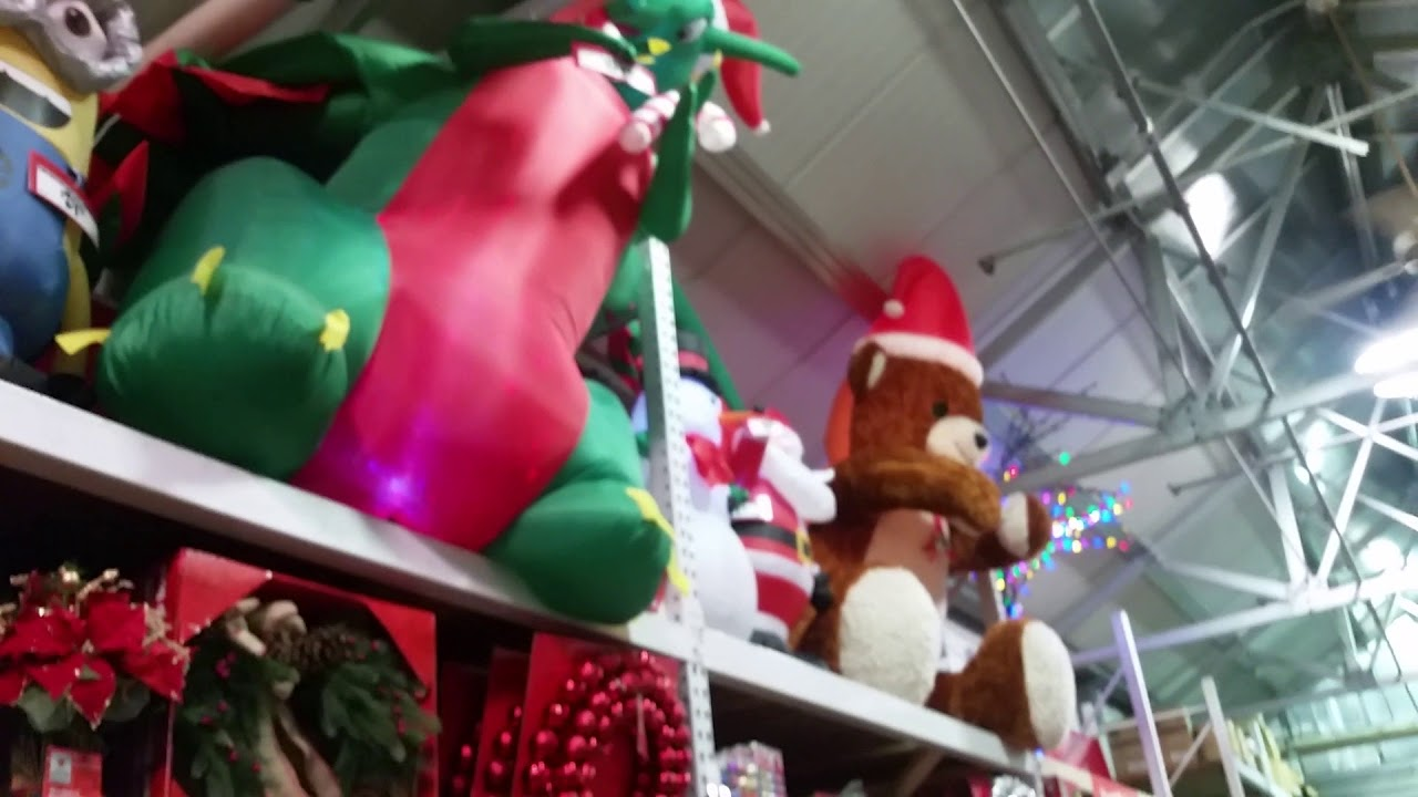 Home Depot Christmas Inflatables For 2017