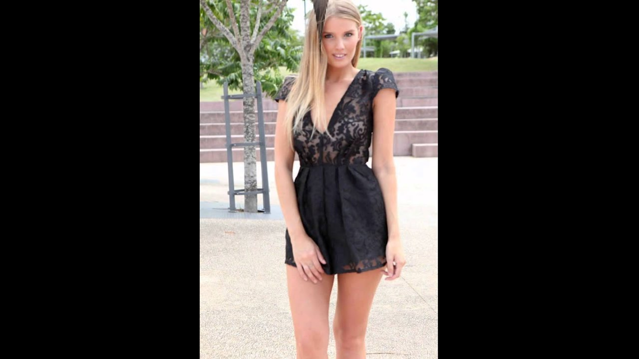 Sexy rompers for women