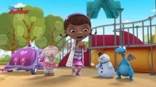 A Toy To Love Song | Doc McStuffins: Pet Vet | Official Disney Junior UK HD