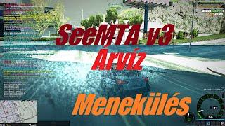 SeeMTA v3 || Árvíz (Hajózás,menekülés....)