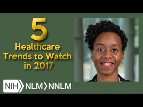 5 Healthcare Trends to Watch in 2017 - Breezing Along with the RML - February 2017
