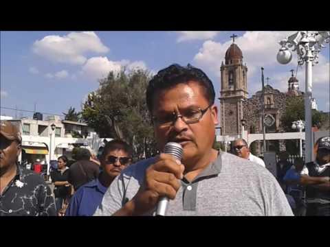 Mensaje para el gobernador Eruviel Ávila Villegas de un ciudadano de Tezoyuca, Estado de México
