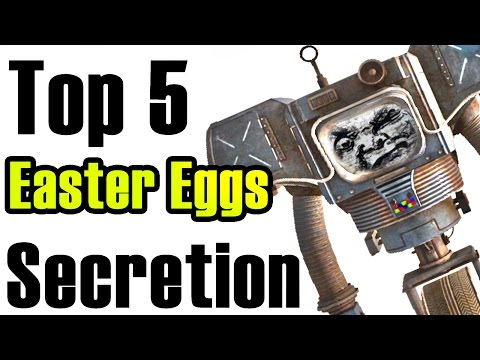 Fallout New Vegas: Easter Eggs TOP 5