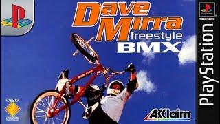 Longplay of Dave Mirra Freestyle BMX