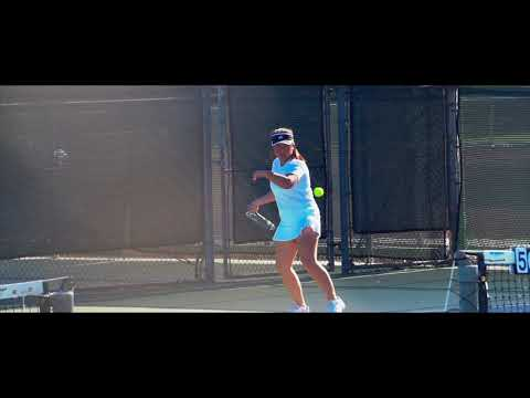 Cerritos High School Girls Tennis Showcase Video 2018-19