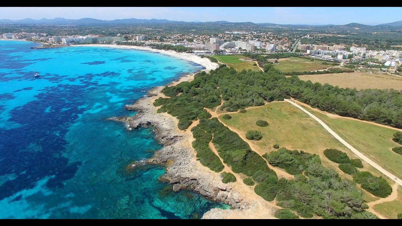 Bien connu Mallorca, Sa Coma - YouTube GD95