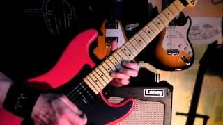 Lambe An Dro guitar cover - Matmatah