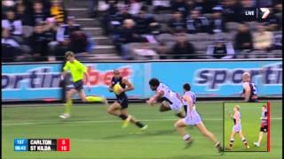Blues go coast to coast - AFL