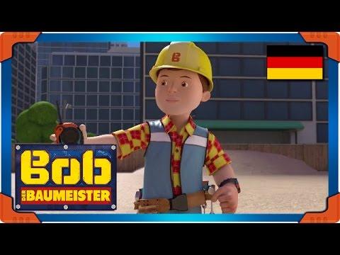Bob der Baumeister auf Deutsch: Bob & Sein Team!