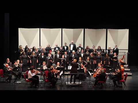 Pierce College Fort Steilacoom Choir and Centralia College Choir Spring Concert 2018.