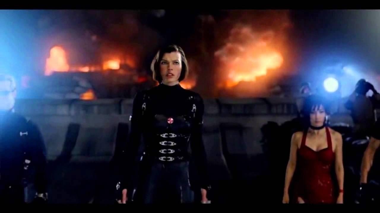 Resident evil movie fan cast / Imdb party down south