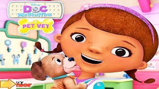 Doc McStuffins Full Game Episode of The Mobile - Complete Walkthrough - HD 1080p