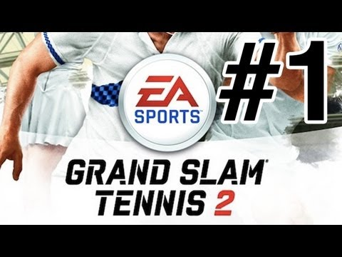 Grand Slam Tennis 2 EA SPORTS (Xbox and PS3 HD Gameplay and
