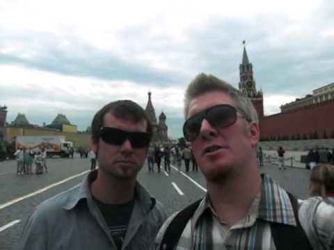 Trans Trip - Day 4 - Moscow (Red Square)