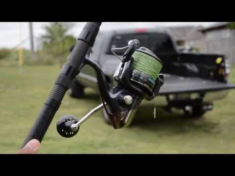 St. Croix Mojo Surf Rod with Shimano Albrid CI4 Reel - OOW Outdoors
