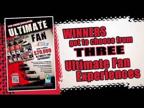 NC Education Lottery NASCAR Ultimate Fan Experience!