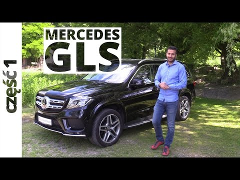 Mercedes-Benz GLS 500 4.7 V8 455 KM, 2016 - test AutoCentrum.pl #276