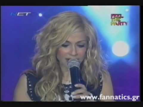 Anna Vissi - Feel The Party Final Results Eurovision 2006 + Everything (part2)