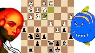 AI Leela Chess Zero vs Stockfish 10 | Mini Match