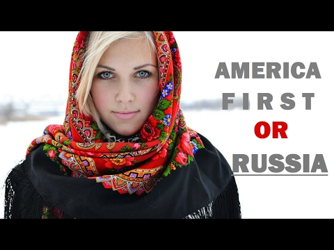 America First ☭ Russia welcomes Trump #everysecondcounts