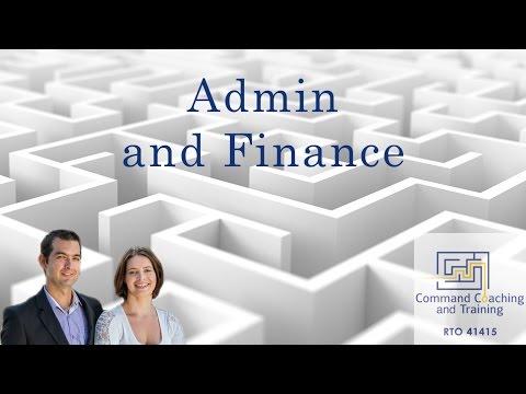 Command Hub - Admin and Finance