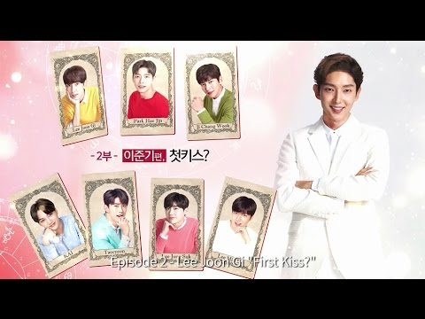 "[LOTTE DUTY FREE] 7 First Kisses (ENG) #2 Lee Joon Gi ""First Kiss?"""