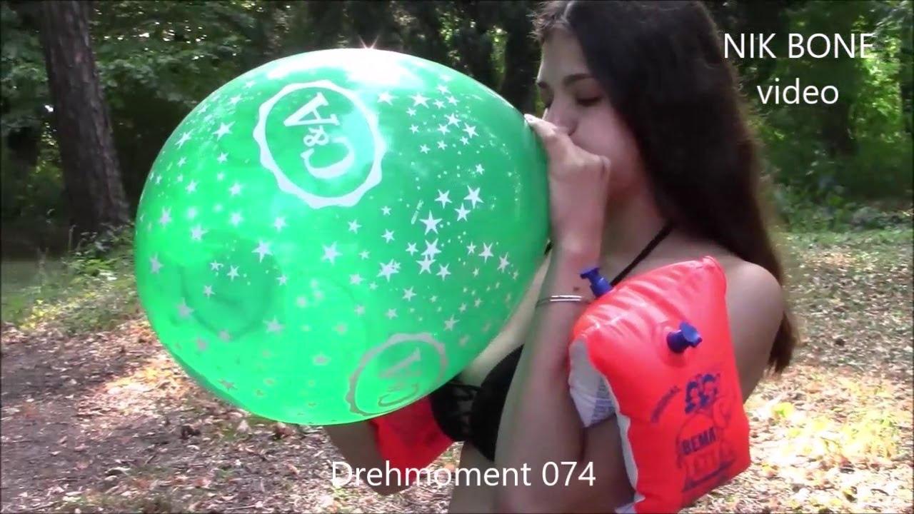 Drehmoment 071 - 075 Luftballons schweben und platzen - Infla