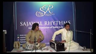 Faraz Qadir | Live Event Video | Raag Malkauns | Tabla Sajawal Khan | Classical Music