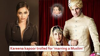 Kareena Kapoor Khan slammed on Twitter for 'marrying a Muslim' | Trolled on Kathua incident