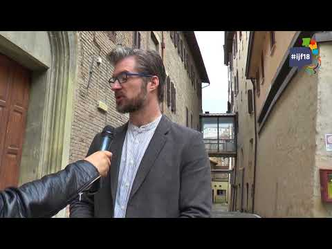 #ijf18 : Interview with Declan Walsh