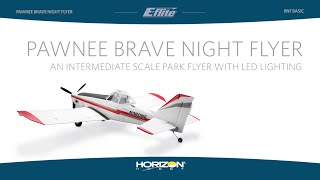 Pawnee Brave Night Flyer BNF Basic